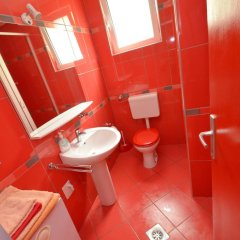Отель Apartmani Ćetković Черногория, Доброта - отзывы, цены и фото номеров - забронировать отель Apartmani Ćetković онлайн ванная