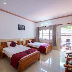 Отель Hanh Ngoc Bungalow 2* Стандартный номер с двуспальной кроватью фото 10