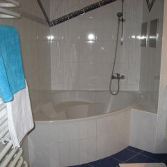 Отель Panorama Apartment Vienna Австрия, Вена - отзывы, цены и фото номеров - забронировать отель Panorama Apartment Vienna онлайн ванная фото 2