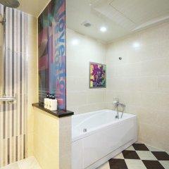 Haeundae Grimm Hotel 2* Номер Делюкс с различными типами кроватей фото 29