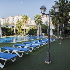 Отель Apartamentos Mediterráneo Real бассейн фото 3