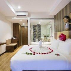 Sen Viet Premium Hotel Nha Trang 4* Номер Делюкс с двуспальной кроватью фото 7