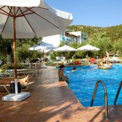 Отель Haus Risos бассейн фото 2