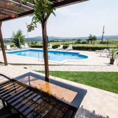 Отель Nicodia Holiday Village Карджали бассейн фото 2