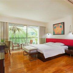 Отель Centre Point Sukhumvit 10 4* Люкс с различными типами кроватей фото 14