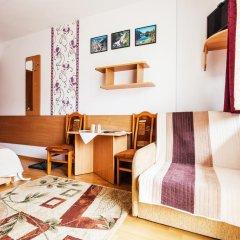 Отель Chata Pod Jemiola 2* Стандартный номер фото 9