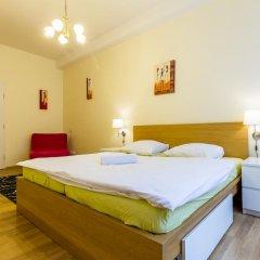 Апартаменты Ostrovni 7 Apartments Прага комната для гостей фото 4