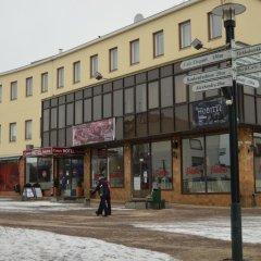Отель Center Hotel Imatra Финляндия, Иматра - 13 отзывов об отеле, цены и фото номеров - забронировать отель Center Hotel Imatra онлайн вид на фасад фото 2