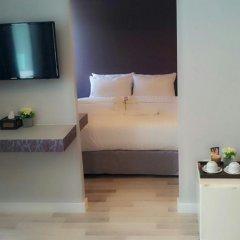 Отель Nantra Ploenchit 3* Номер Делюкс фото 3