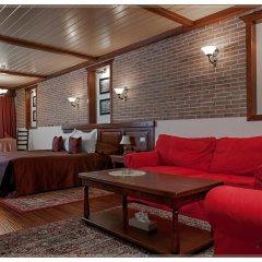 Гостиница Аврора 3* Студия с разными типами кроватей фото 9