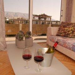Отель Acropolis Luxury Suite Греция, Афины - отзывы, цены и фото номеров - забронировать отель Acropolis Luxury Suite онлайн интерьер отеля