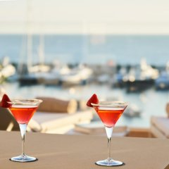 Pure Salt Port Adriano Hotel & SPA - Adults Only 5* Люкс с различными типами кроватей фото 19