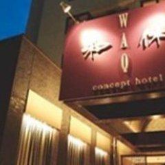 Concept Hotel Wakyy Тояма интерьер отеля