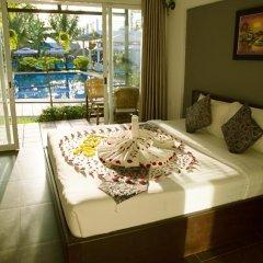 Отель Sea Breeze Resort 3* Номер Делюкс с различными типами кроватей фото 5
