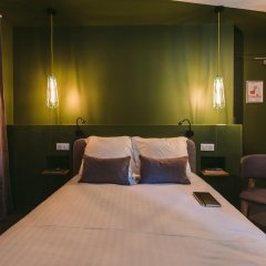Отель Le petit Cosy Hôtel 3* Стандартный номер с разными типами кроватей фото 4