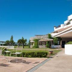 Отель Borgo di Fiuzzi Resort & Spa парковка