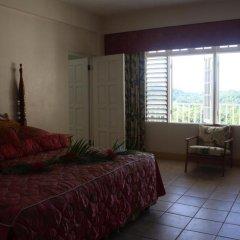 Отель The Crest Conference & Retreat Center комната для гостей фото 2