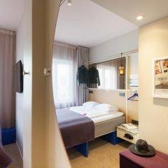 Отель Scandic Karl Johan 3* Стандартный номер с различными типами кроватей фото 4