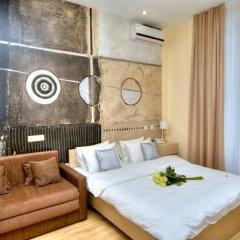 Гостиница Fire Inn 3* Улучшенная студия с различными типами кроватей фото 4