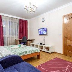 Гостиница FortEstate Apartment Vorontsovskiy Park в Москве отзывы, цены и фото номеров - забронировать гостиницу FortEstate Apartment Vorontsovskiy Park онлайн Москва комната для гостей фото 4