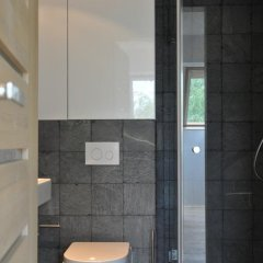 Отель Lapwing Residence Sopocki Park Польша, Сопот - отзывы, цены и фото номеров - забронировать отель Lapwing Residence Sopocki Park онлайн ванная