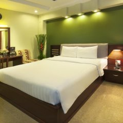 Roseland Inn Hotel 2* Улучшенный номер с различными типами кроватей