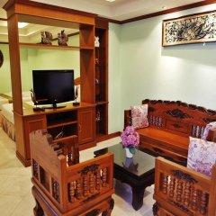 Отель Baan SS Karon 3* Стандартный номер с различными типами кроватей фото 5