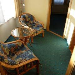 Wellness Hotel Jean De Carro 4* Стандартный номер с различными типами кроватей фото 2