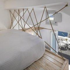 Отель Athina Luxury Suites 4* Люкс с двуспальной кроватью фото 19
