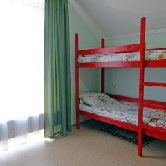 Хостел Мир Без Границ Кровать в общем номере с двухъярусной кроватью фото 29