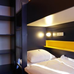 Отель Bedn Budget Cityhostel Hannover Стандартный номер с двуспальной кроватью (общая ванная комната)