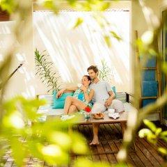 Отель Holiday Inn Resort Kandooma Maldives 4* Вилла с различными типами кроватей фото 2