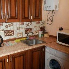 Гостиница Yourhostel Svyatoshino Кровать в общем номере с двухъярусной кроватью фото 16