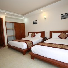 Отель Lien Huong Номер Делюкс