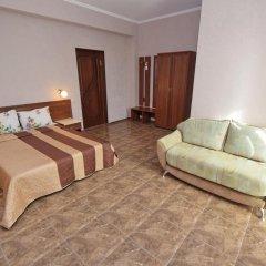Гостиница Селини Стандартный номер двуспальная кровать фото 4