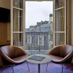 Hotel de Sevigne 3* Стандартный номер с разными типами кроватей фото 12
