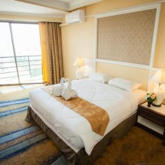 First Pacific Hotel And Convention 5* Номер Делюкс фото 9