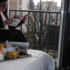 Hotel-Restaurant Le Victoria 3* Стандартный номер с различными типами кроватей фото 7