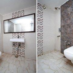 Отель Ashoka International Индия, Нью-Дели - отзывы, цены и фото номеров - забронировать отель Ashoka International онлайн ванная фото 2