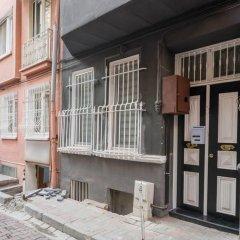 Отель Ortakoy Aparts & Suites Апартаменты с различными типами кроватей фото 21