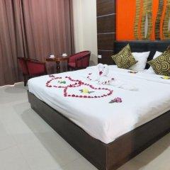 Dengba Hostel Phuket Улучшенный номер с различными типами кроватей фото 8