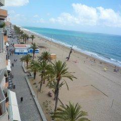 Отель Villa Service Edificio Barco пляж