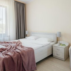 Гостиница Asiya Стандартный семейный номер разные типы кроватей