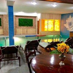 Отель Elegant Lux Болгария, Банско - 1 отзыв об отеле, цены и фото номеров - забронировать отель Elegant Lux онлайн бассейн фото 3