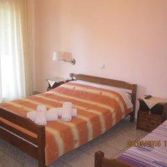 Отель Villa Vasiliki Греция, Метаморфоси - отзывы, цены и фото номеров - забронировать отель Villa Vasiliki онлайн комната для гостей фото 4