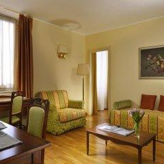 Hotel Continental Genova 4* Стандартный номер с различными типами кроватей фото 17