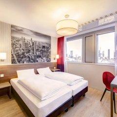 Отель Aparthotel Adagio Frankfurt City Messe 4* Студия с различными типами кроватей фото 2