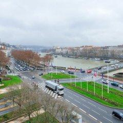 Отель Appart' Pradel Франция, Лион - отзывы, цены и фото номеров - забронировать отель Appart' Pradel онлайн парковка