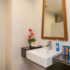 Отель Srisuksant Resort 4* Улучшенный номер с различными типами кроватей фото 6