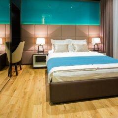 Отель Maccani Luxury Suites 4* Представительский люкс с различными типами кроватей фото 36